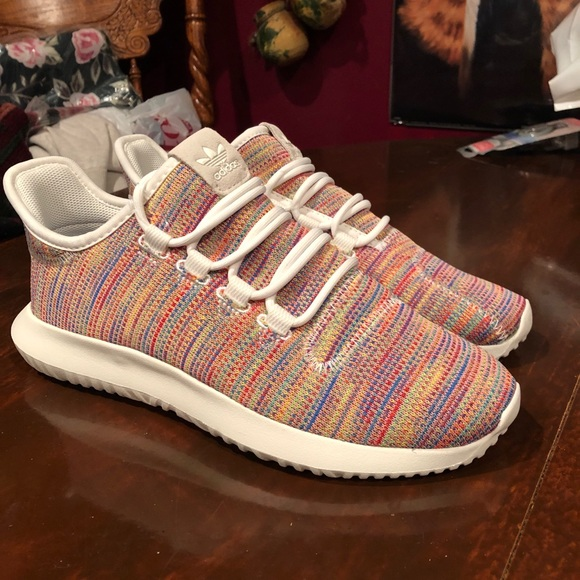 adidas Shoes - New Adidas Tubular Shadow Rainbow